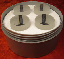 """Lytkarino SURFACE Plate FLAT-Parallel 4pieces OPTICAL 1.2""""Box+Manual+certificate"""