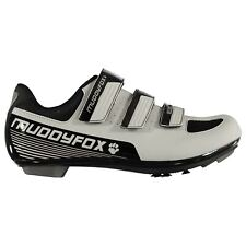 Muddyfox RBS100 Youngster Cycling Shoes Childrens - Road Ventilated Mesh Panels
