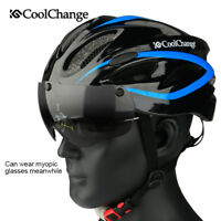 Outdoor Unisex MTB Road Ultralight Cycling Bike Bicycle Helmet Safety Comfy Blue