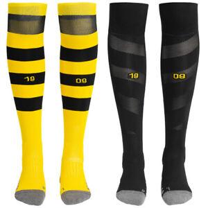 BVB Borussia Dortmund PUMA Team Fußball Fan Stutzen 755758 755759 gelb schwarz