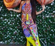CAMILLA maxi dress multicoloured