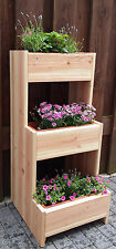 Hochbeet/Kräuterbeet/Pflanzbeet/Blumentreppe/ aus Douglasie Holz