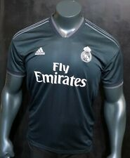 Real Madrid Black Away Jersey
