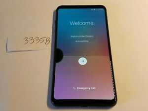 LG V30 ThinQ H931 - 64GB - Aurora Black (AT&T) (3335B)