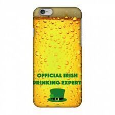 AMZER Snap On Case Beer Overall Official Irish Drinking Expert HARD Shell Cover