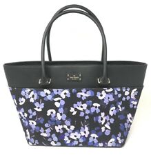 NWT Kate Spade Grove Street Small Margareta Scattered Hydrangea Tote Bag $349