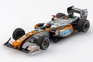 EBBRO 45128 1:43 P.MU CERUMO INGING SF14 Super Formula 2014 #38 Orange / Silver