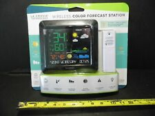 La Crosse Technology Wireless Color Weather Forecast Station S84107 Temperature