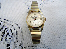 Vintage Men's 21 Jewel CARDINAL Watch Wristwatch Shockproof Mechanical Working!