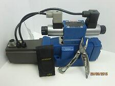 Rexroth Proportional Control Valve 4WRKE 16 E200L-33/6EG24K31/F1D3V