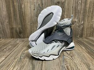 Reebok Men's DMX Elusion 001 Ft Hi Cold Gray Running  Shoes Size 7.5 Women's 9