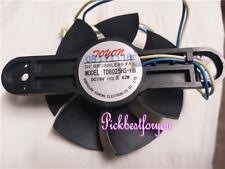 TONON TD8025HS-HB 18V 3.42W 75mm for induction cooker cooling fan #M120B QL