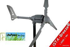 Windgenerator 48V/2000W iSTA Breeze® generator wind turbine,i-2000 White Edition