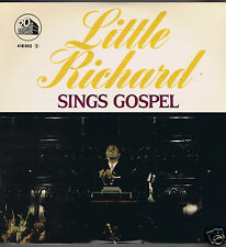 LP LITTLE RICHARD SINGS GOSPEL
