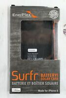 EnerPlex Surfr Ultra Slim Battery Backup & Solar Powered Case for iPhone 6 or 6s