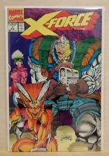 X-Force  #1  NM  (x2), #2, #3, #4, #5, #6, #7, #8 (1st Domino)