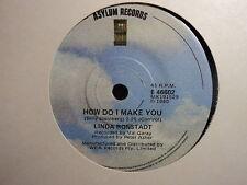 "Linda Ronstadt ""How Do I Make You"" Most Excellent Oz 7"""