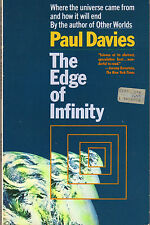 The Edge of Infinity Beyond the Black Hole by Paul Davies (1983, Paperback) TPB