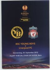 EC - Europa League 2012/13 BSC Young Boys Bern - FC Liverpool (20.09.2012)