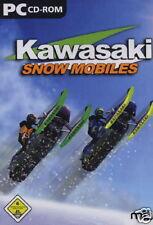 Kawasaki Snow Mobiles ( Rennspiel ) PC NEU OVP rar.