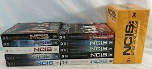 DVD Lot Coffrets Serie NCIS 10 Saisons + Integrale 4 Saisons LOS ANGELES films I