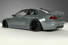 FRP PD RB Style Rear Over Fender For 98-05 BMW E46 3 Series & M3