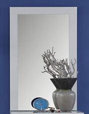 Flur Garderobe Spiegel Wandspiegel weiß Hochglanz Garderobenspiegel 58x95 Kito