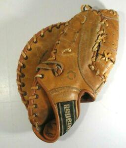 Regent 00144FR Baseball Glove, Vintage Left Thrower Baseball Mitt