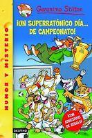 Un superratónico día... íde campeonato!. ENVÍO URGENTE (ESPAÑA)