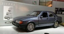 1:24 Model Ford Sierra Sapphire Ghia Blue Schabak 2.0i 1:25 New Boxed Rare!