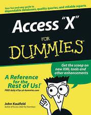 NEW Access 2003 For Dummies by John Kaufeld