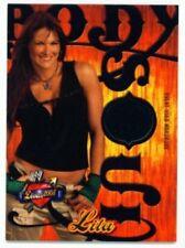 "LITA ""BODY & SOUL EVENT USED CARD"" DIVAS 2005!!!"