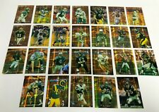 26 different 1997 Topps Finest Football ATOMIC GOLD REFRACTORS ~ very rare!!