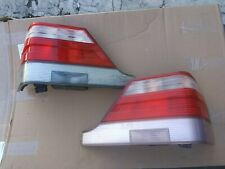 95-01 Mercedes Benz W140 S-class pair OEM factory taillights