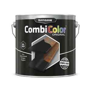 Rust-Oleum 7379.2.5 Metal Paint Gloss 2.5L - Black