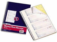 Receipts Book