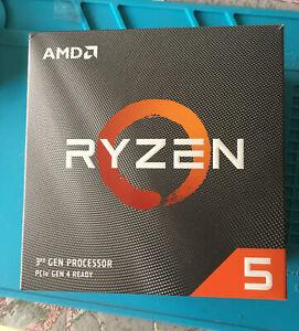 AMD Ryzen 5 3600 CPU 6 core 3.8GHz *BOXED*