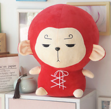 "TV Hwayugi Korean Odyssey Series Goods Monkey King Doll Toy 12"" Soft Plush Dolls"