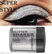 Glitter Silver Single Eye Shadows