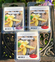 Vanilla Bean Odor Eliminating Soy Blend Wax Melt By Candle Warmers, Set Of 3