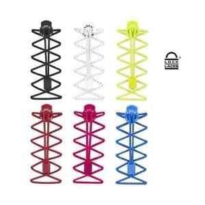 Lock Laces - The Original Elastic No-Tie Shoelaces