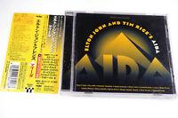 ELTON JOHN AND TIM RICE'S AIDA PHCW-1012 CD JAPAN OBI A5217