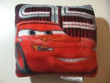 "10"" x 8"" plush Disney Cars pillow, good condition"