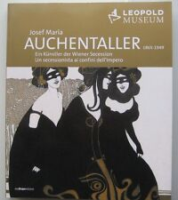 Jugendstil Schmuck Design Auchentaller Wiener Secession Plakat Katalog catalogue