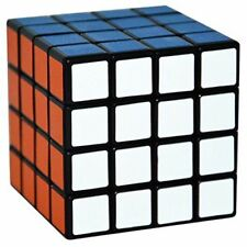 4x4 Puzzle Cube Lsmy Speed Cubes Toy Matte Sticker Black