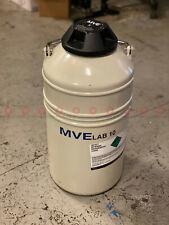 MVE Lab 10 litri contenitore criogenico ad azoto liquido