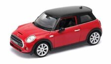 WELLY 1:24 AUTO NUOVA MINI HATCH ROSSA  ART. 24058