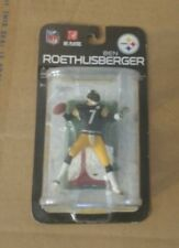 Ben Roethlisberger 3 inch McFarlane Figure NFL  Steelers Fast Shipping