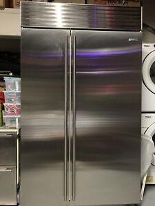 sub zero refrigerator 48