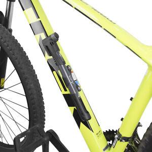 BV Mini Bicycle Pump Portable Tire Air Inflator Compact Design Presta Schrader